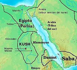 Nubia Kush Mr Kings Classes KFS - Natural resources in egypt